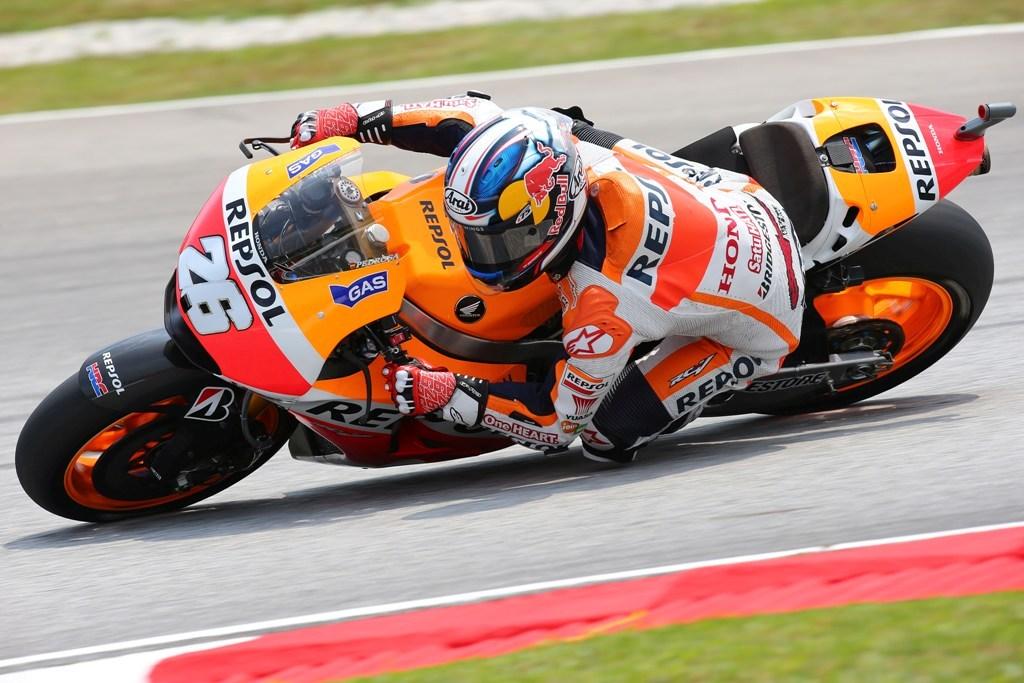 MotoGP, Dani Pedrosa ha perso la possibilità del secondo e terzo posto in classifica