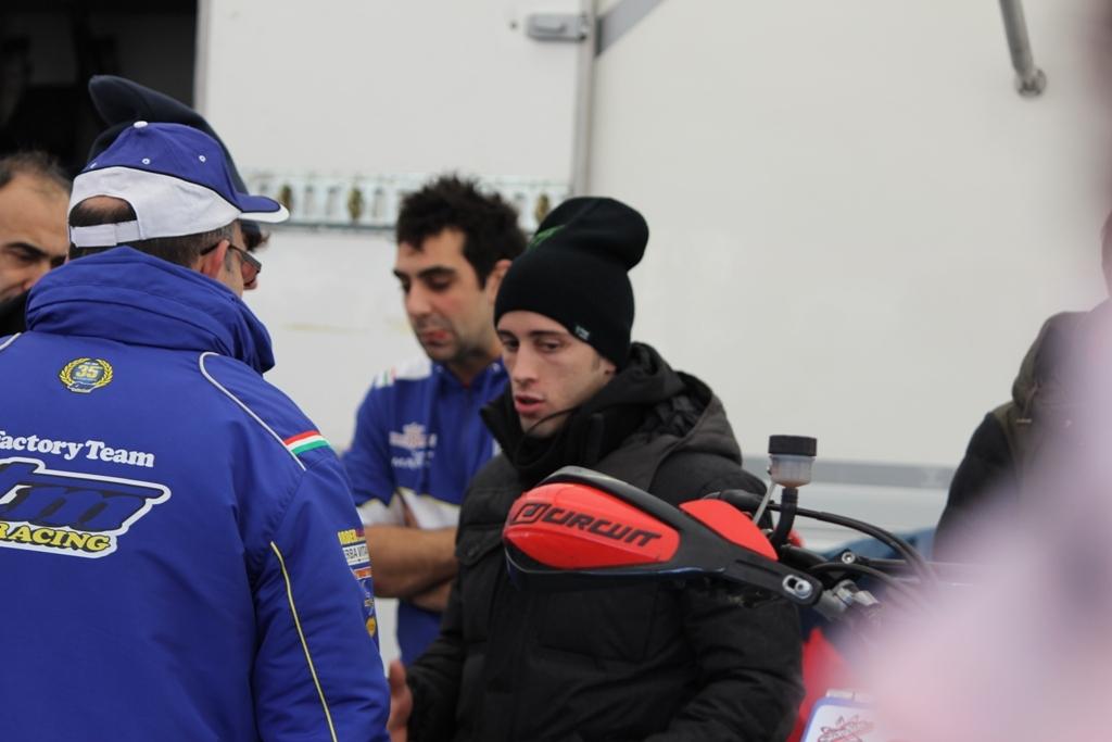 SIC Day 2014; Andrea Dovizioso ci sarà anche lui in griglia...