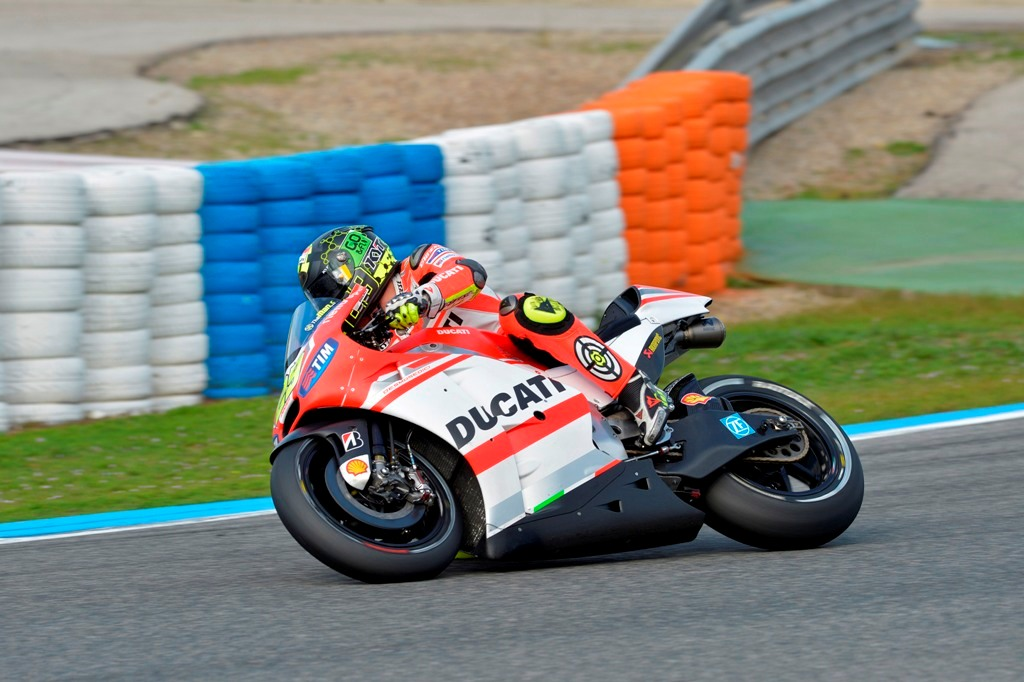 Test MotoGP Jerez, novembre 2014, Andrea Iannone