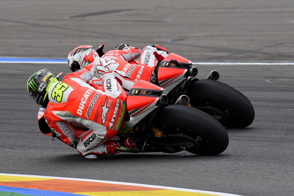 MotoGP 2014, Valencia, Ducati, Cal Crutchlow