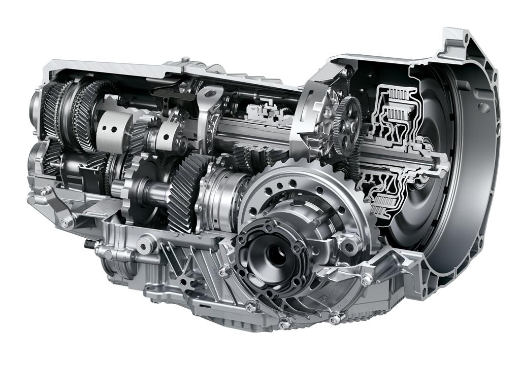 Porsche Boxter GTS, differenziale e cambio