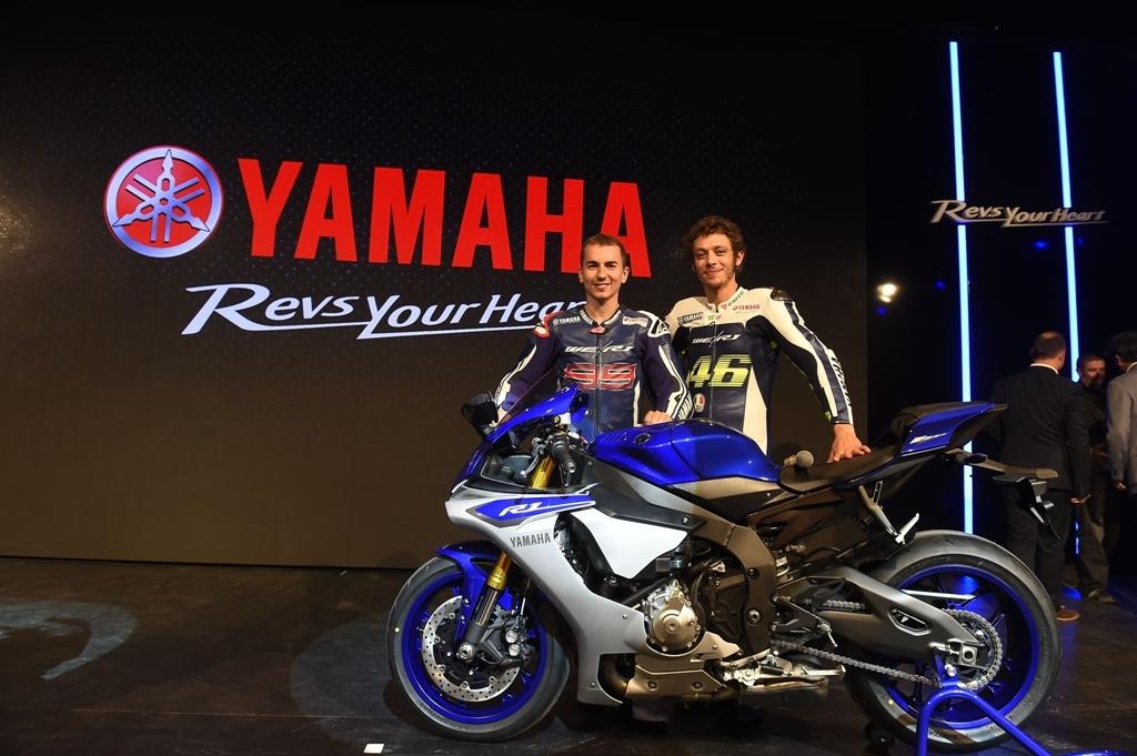 MotoGP, EICMA 2014, Valentino Rossi e Jorge Lorenzo, sfida ultimo atto