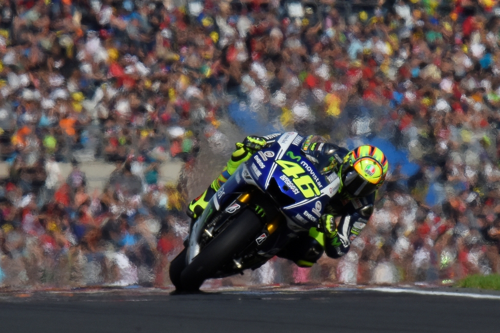 MotoGP 2014: Valentino Rossi, secondo posto finale di classifica