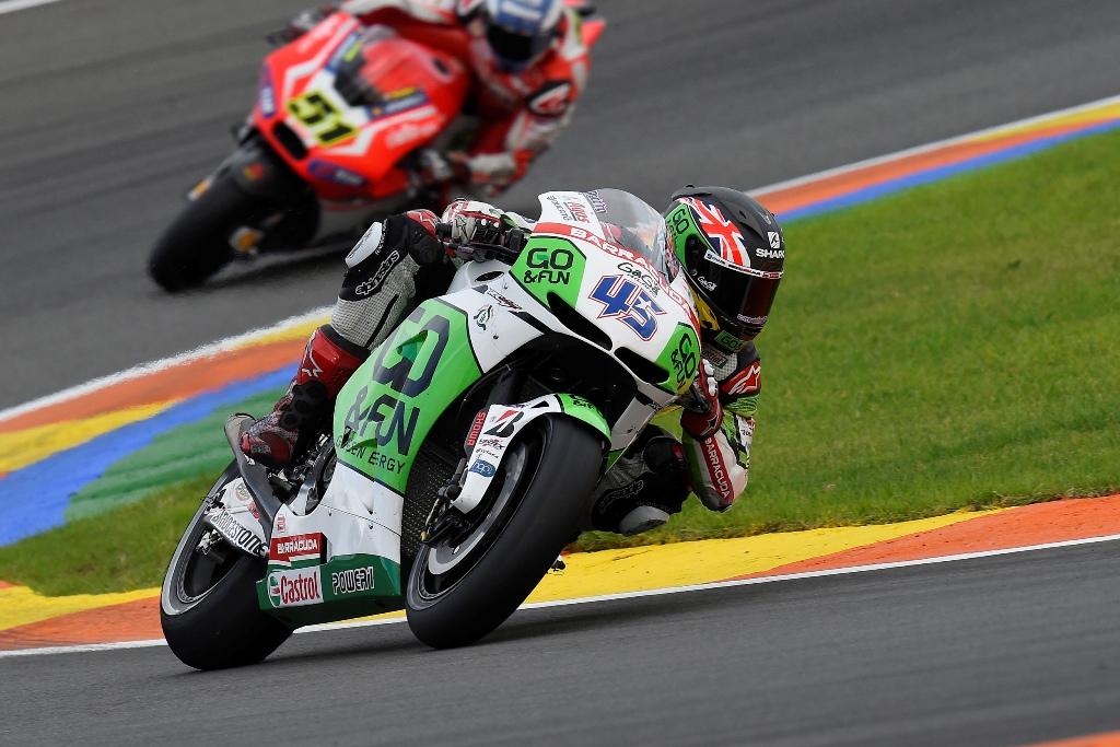 MotoGP 2014, Valencia, Scott Redding ottima annata per lui, miglior Rookie Open