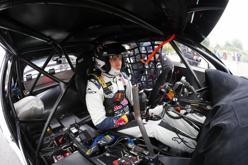 FIA RX 2015, l'abitacolo delle vetture RX da quasi 700 Cv
