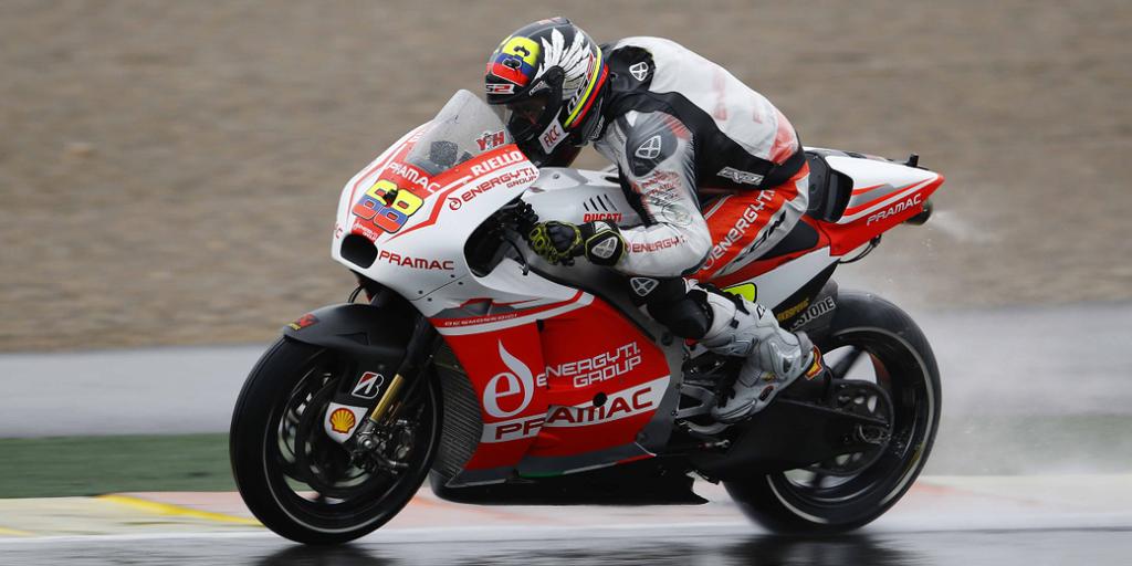 MotoGP 2015, Valencia test, Yonny Hernandez