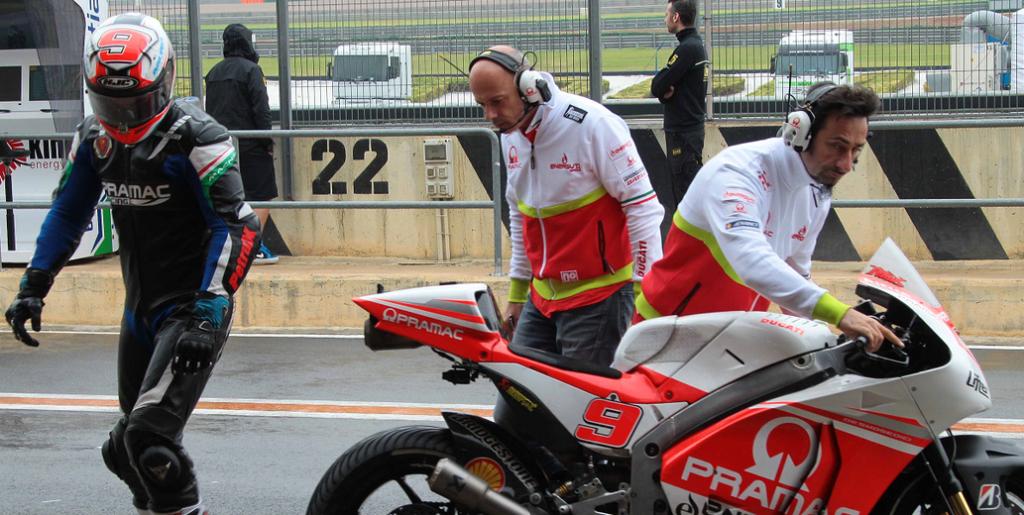 MotoGP test Valencia, Danilo Petrucci ottimi tempi per lui
