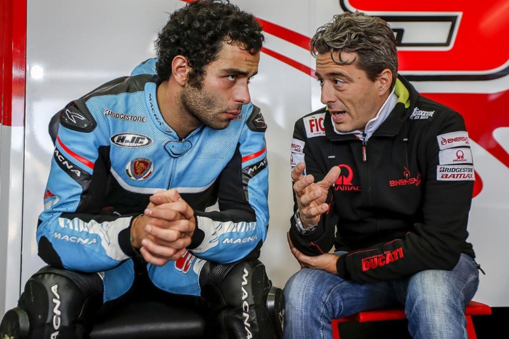 MotoGP 2015, Danilo Petrucci e Francesco Guidotti