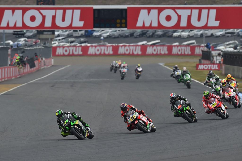 Moto GP 2014, GP del Giappone, Motul