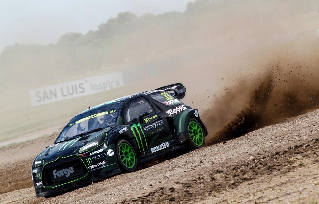 FIA RX Argentina, Doran, Ford