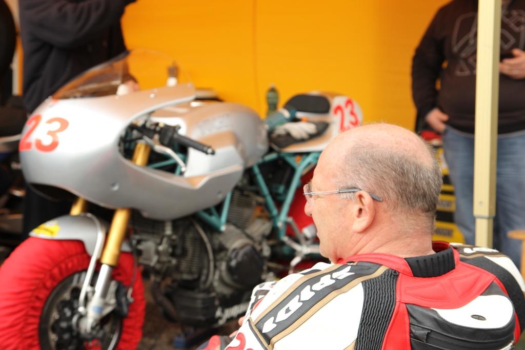 BOT Vallelunga 2014: Francesco Arioni, prima della gara