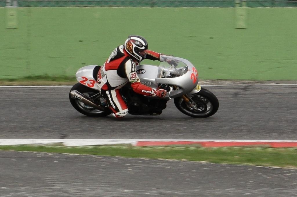 Vallelunga BOT 2V, ultimo giro per Francesco Arioni