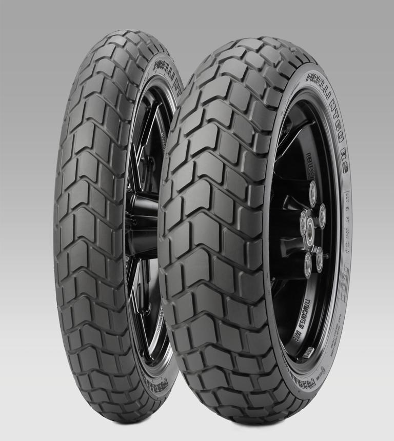 Set Pirelli MT60RS anterione e posteriore