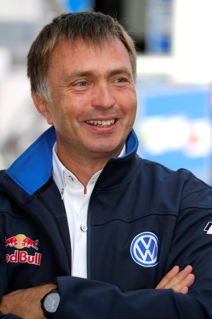 WRC 2015: Jost Capito, Direttore Tecnico del Team WRC VW