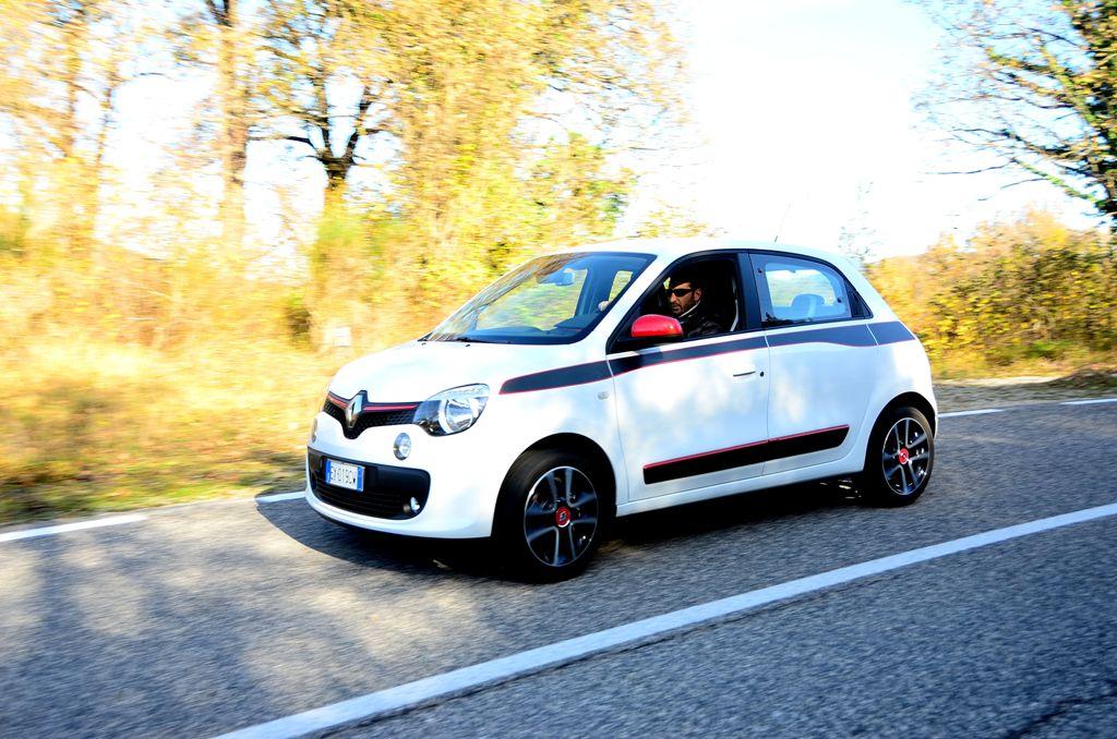 La Nuova Twingo espressione di carattere, dinamismo e tecnologia Renault