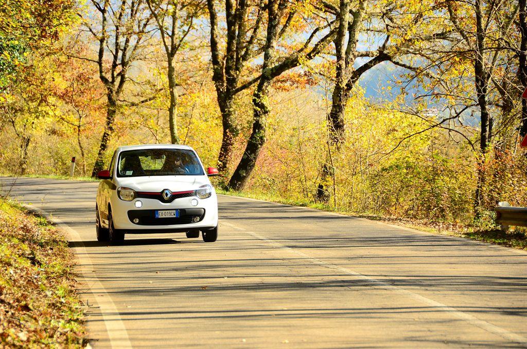 Sempre godibile la Nuova Twingo, consumi ridottissime e ottime prestazioni sulla TCe