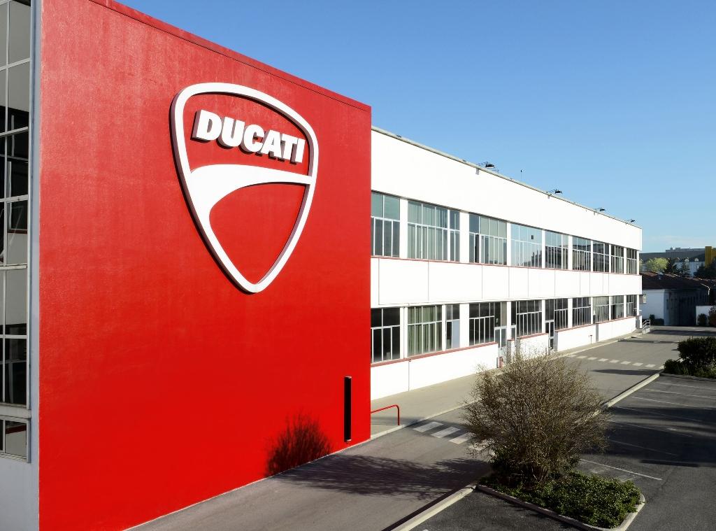 Ducati factory, la sede di Borgo Panigale e meta di tanti sogni tecnici...