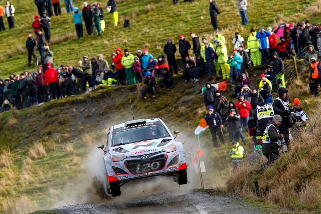 WRC 2015, continua la sfida Hyundai