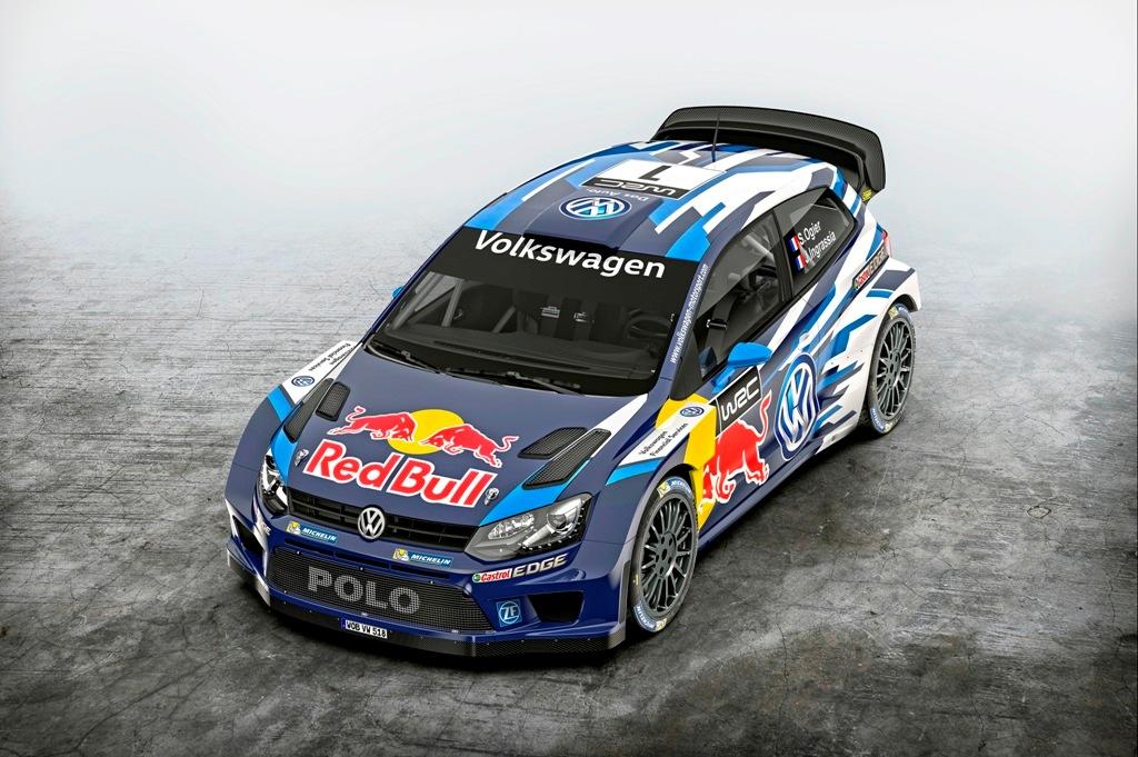Polo R WRC 2015, titolo mondiale nel 2015 con  la coppia magica Ogier/Ingrassia