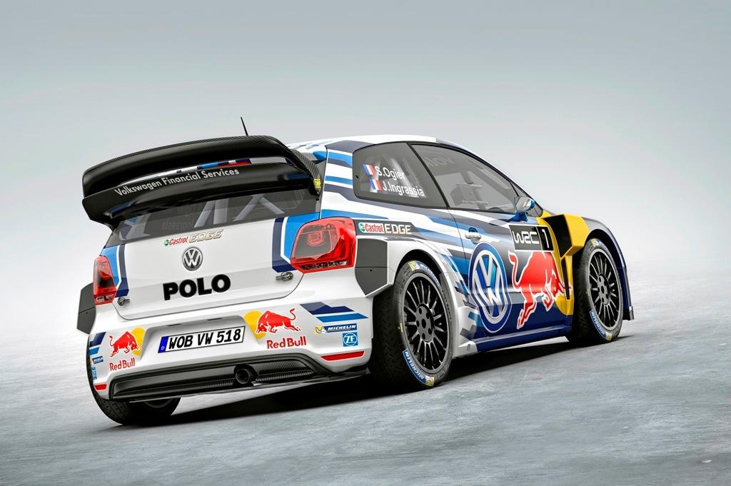 Volkswagen si prepara al WRC 2015 con una vettura dotata di cambio idraulico a palette