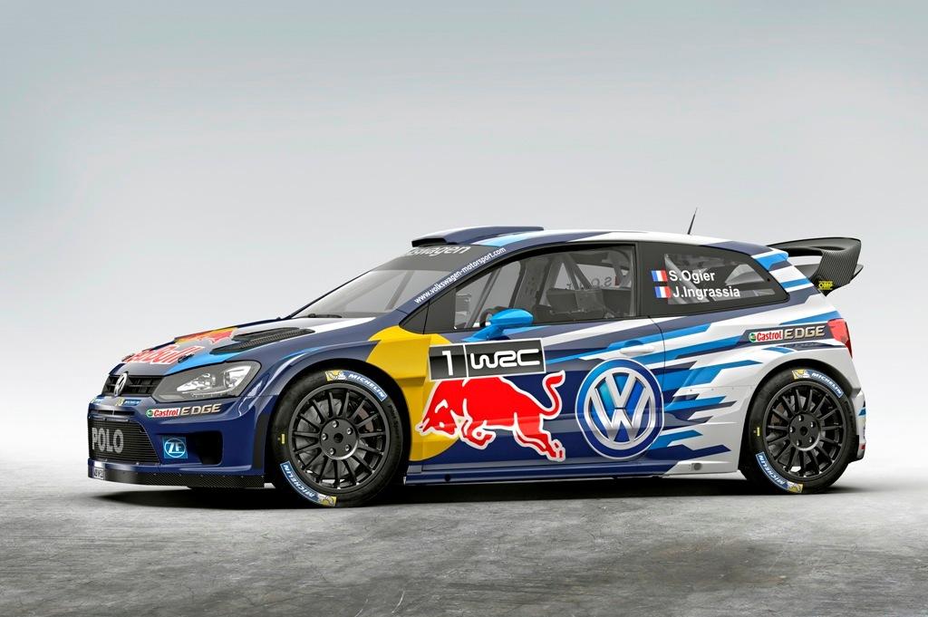 WRC 2015, Polo R WRC, aspetto aggressivo e tante novità tecniche