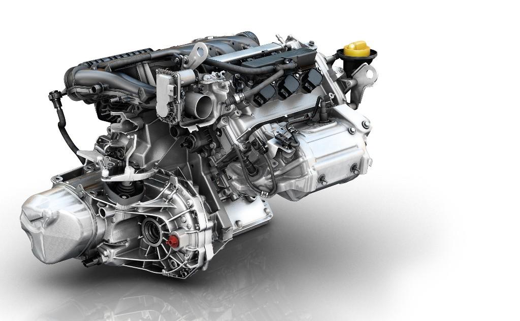 Motore posteriore per la Nuova Twingo Renault, elaborato a livello dimensionale ed ingombri
