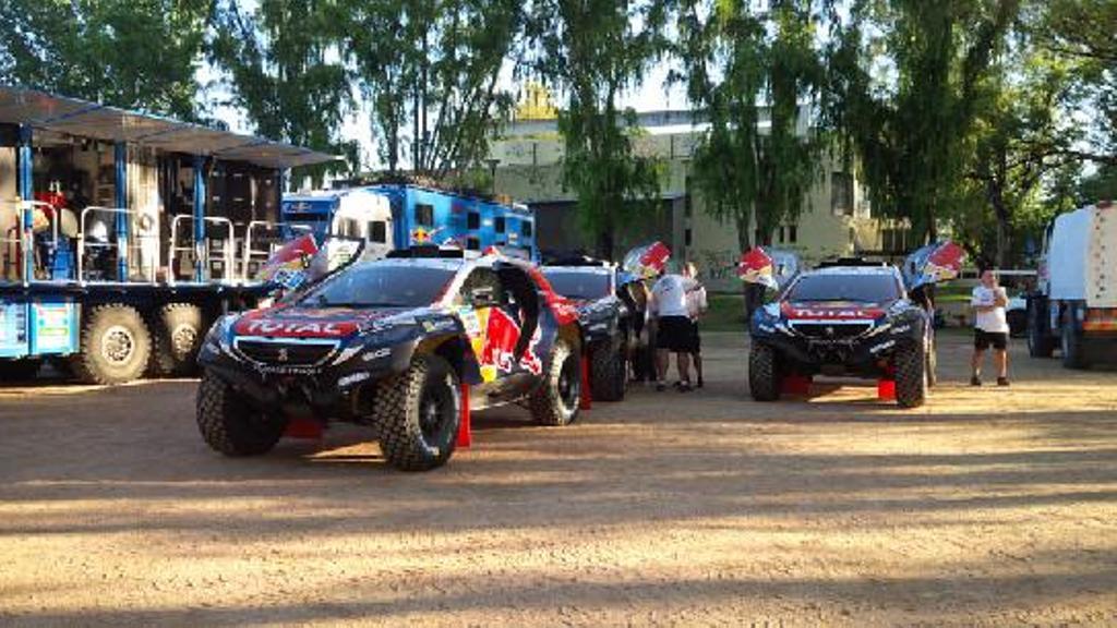Tappa II Dakar, in difficoltà le 2008 DKR