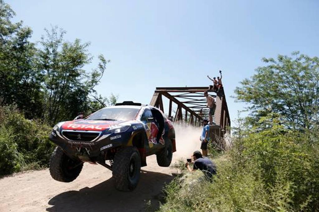 Tappa II Dakar 2015, la 2008 in azione nella seconda tappa