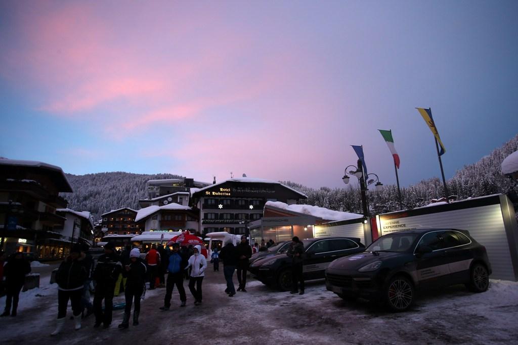 La Winter Marathon 2015, notturna fine gara