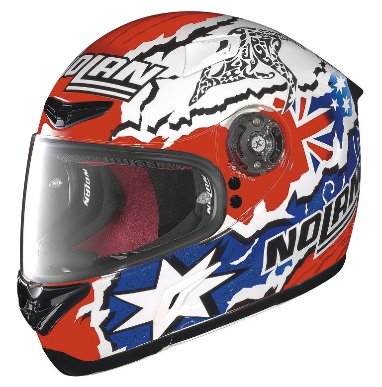 X802R Nolan Replica Casey Stoner