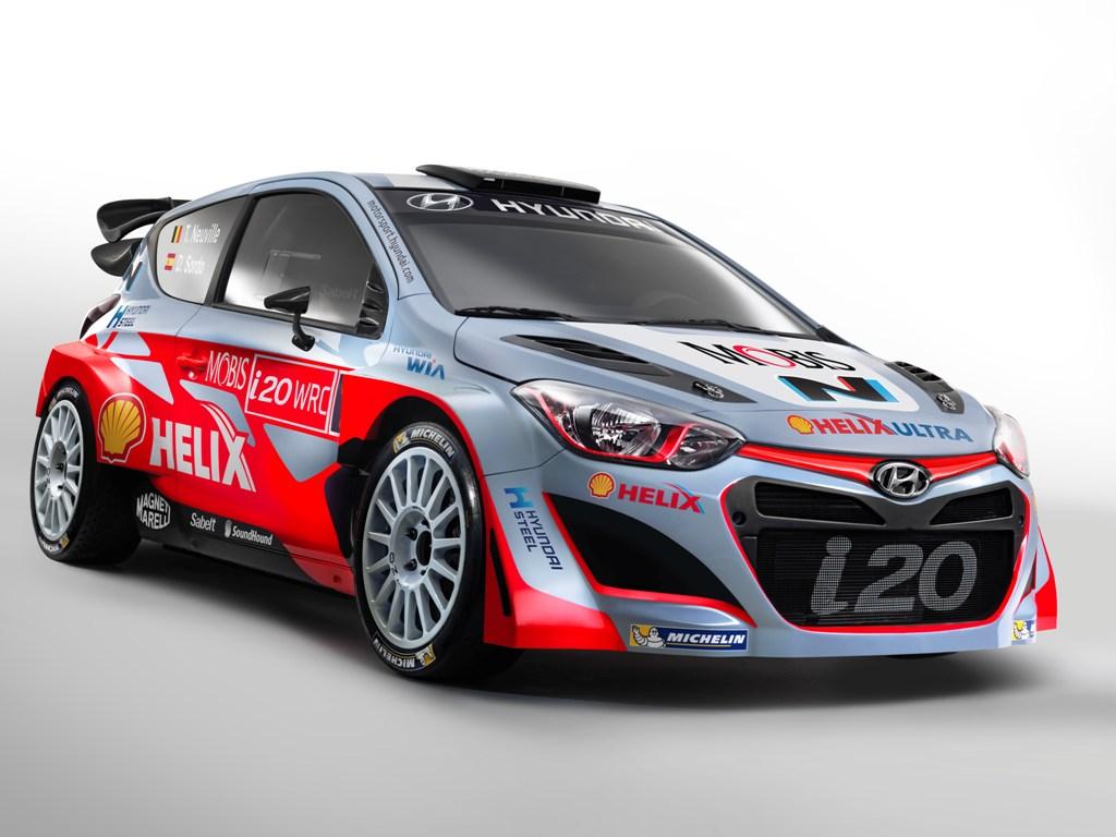WRC 2015: la vettura 2015 non cambia troppo, arrivano però nuovi sponsor