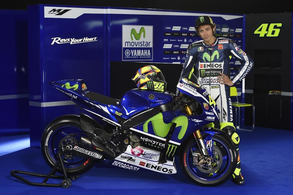 MotoGP 2015, Valentino Rossi 2° in classifica nel 2014, a caccia del titolo 2015
