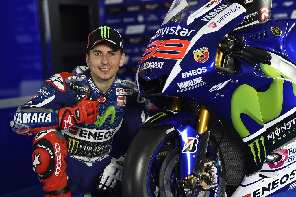 MotoGP 2015, Jorge Lorenzo, 3° nel 2014, anche lui a caccia del titolo 2015