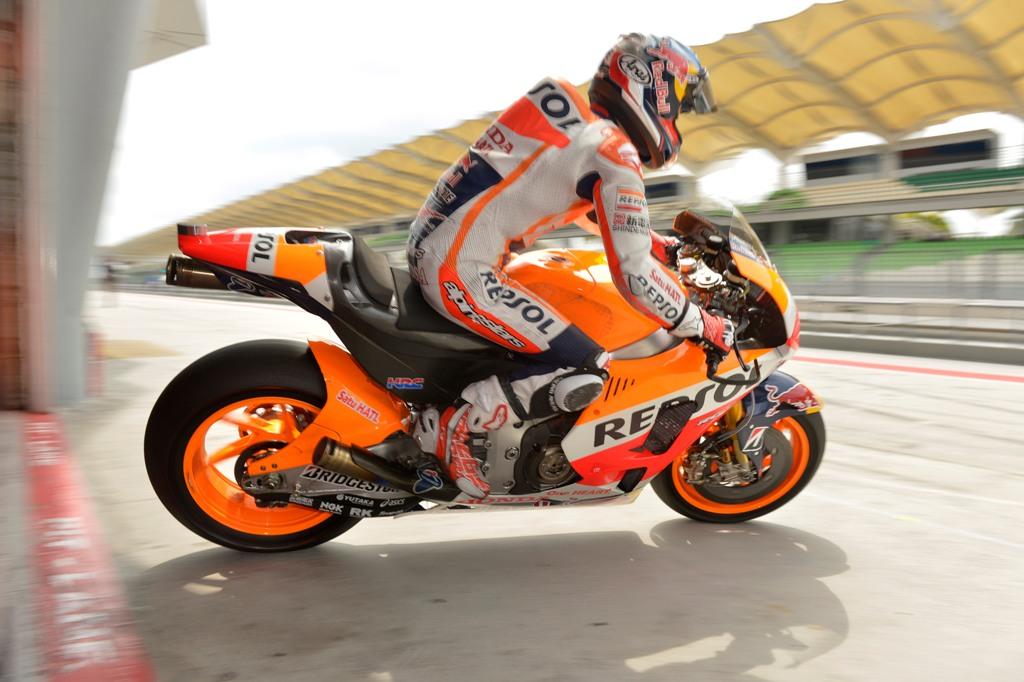 MotoGP 2015, Sepang2, Dani Pedrosa, 4° tempo day 2