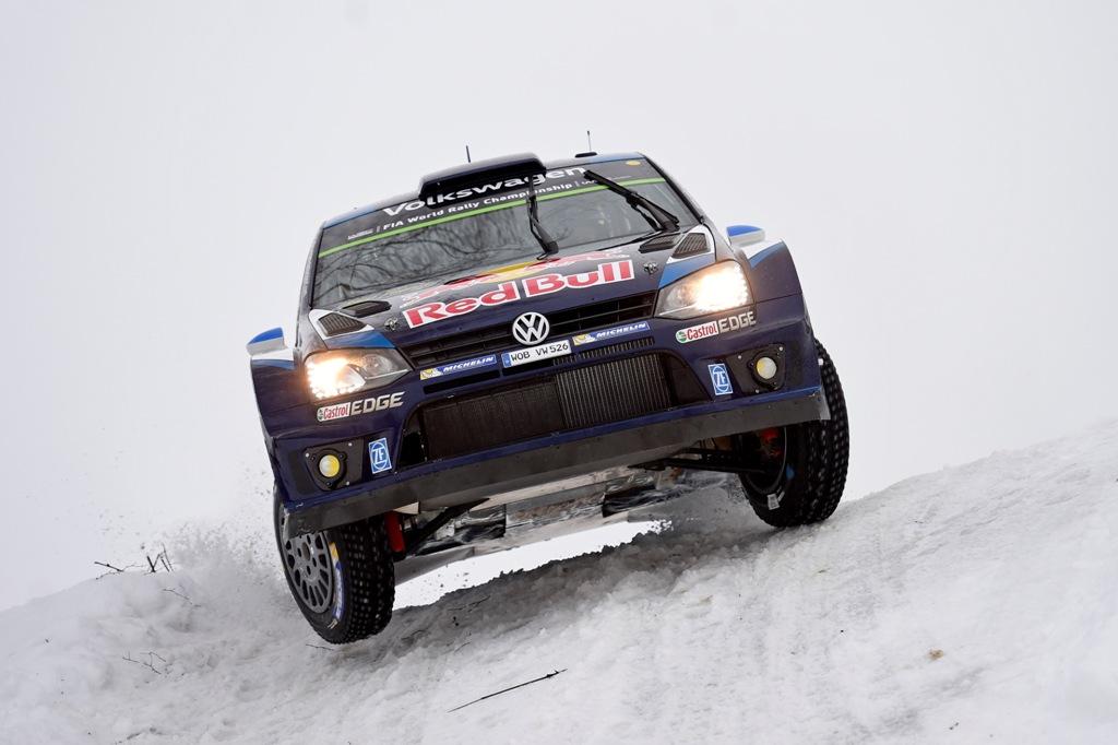 WRC 2015, Svezia, Ogier e Ingrassia in Svezia, grande vittoria per VW