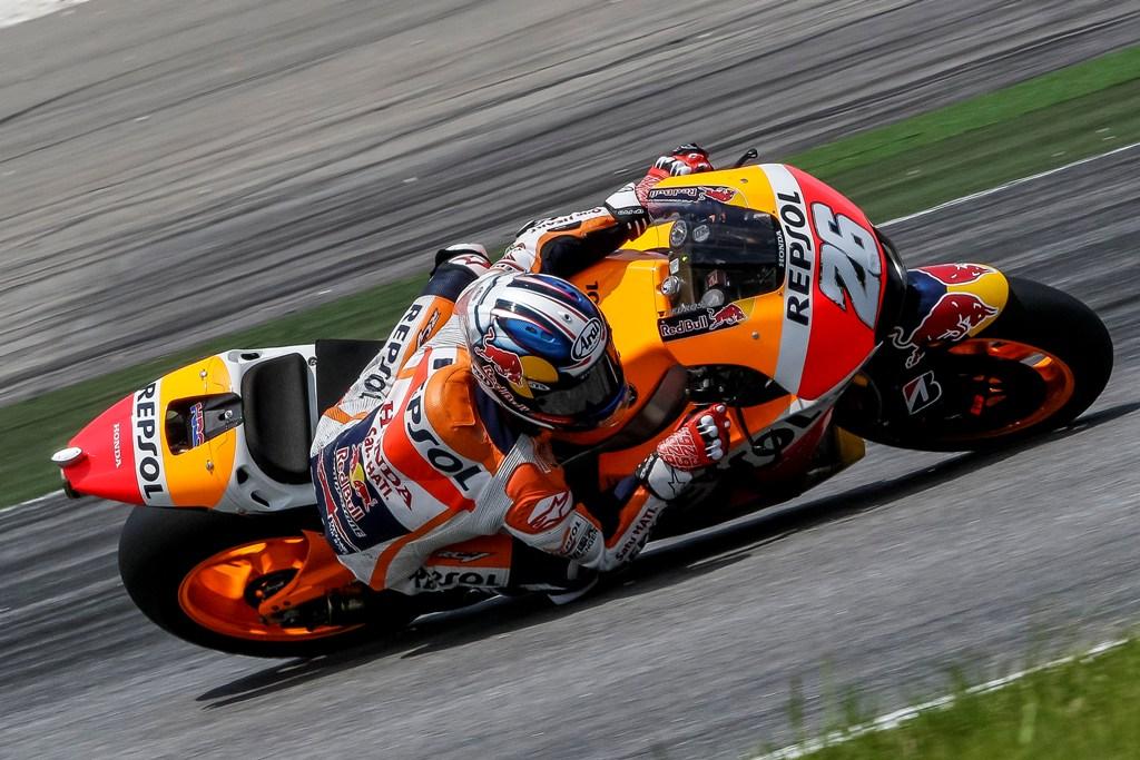 MotoGP 2015, Sepang2, Dani Pedrosa solo settimo a fine del day 3