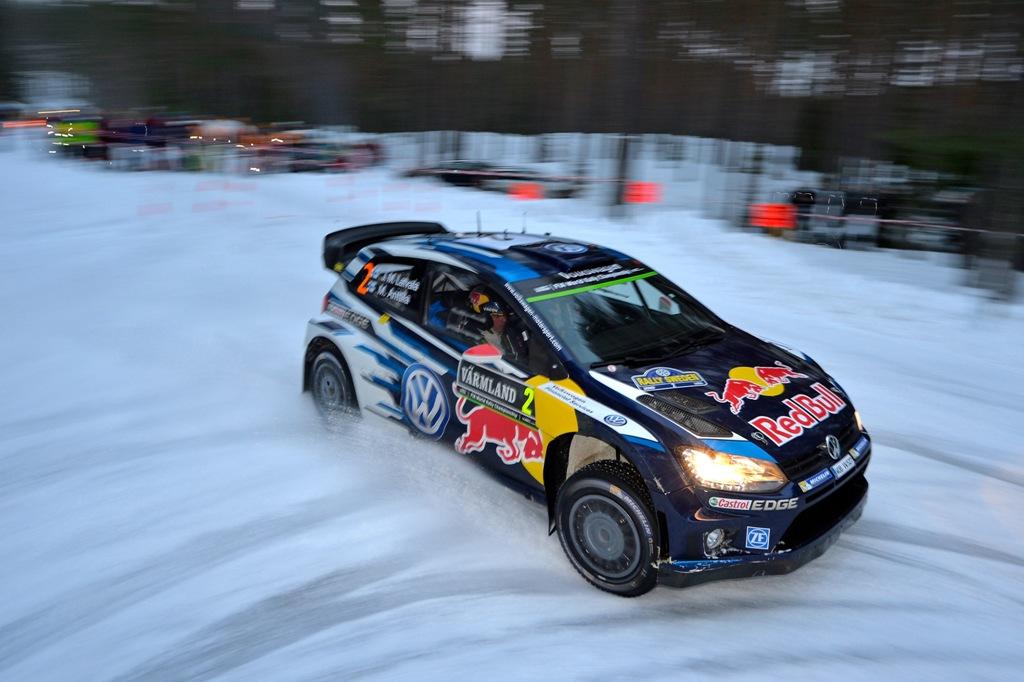 WRC 2015, la gara svedese è una delle più uniche della stagione