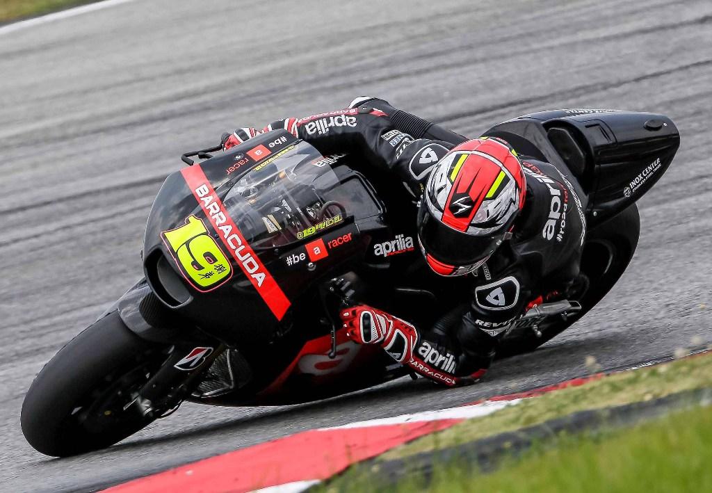 MotoGP 2015, Alvaro Bautista, Aprilia Racing Team Gresini 2015