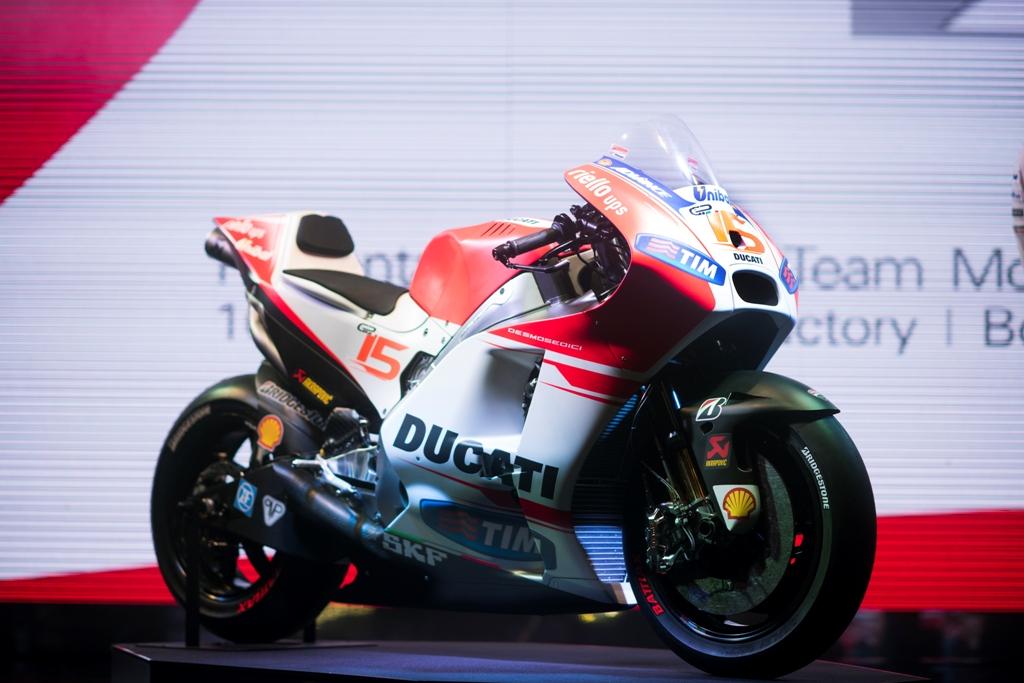 Sepang 2, MotoGP 2015, Ducati MotoGP Desmosedici