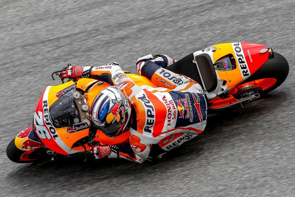 MotoGP 2015, Dani Pedrosa Sepang day 3