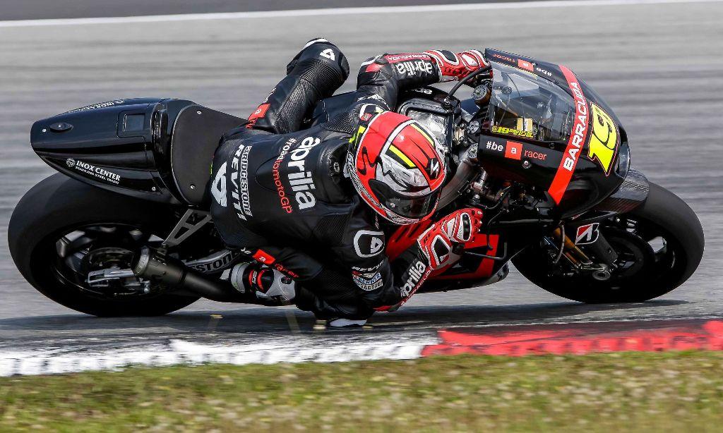 MotoGP 2015, Sepang 2, day 1, Alvaro Bautista