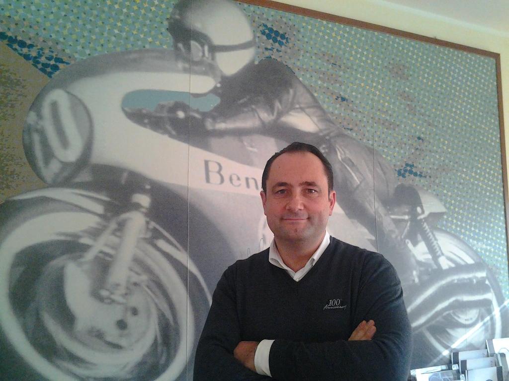 Stefano Michelotti - Responsabile R&D Benelli