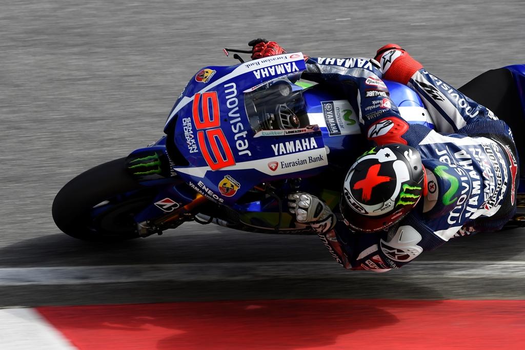 MotoGP 2015, Lorenzo a Sepang ha mostrato nuova concentrazione