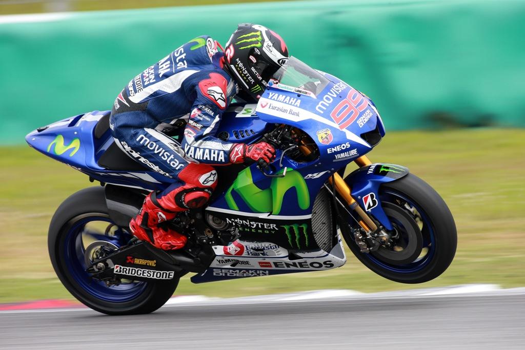 MotoGP 2015, test IRTA Sepang, Jorge Lorenzo