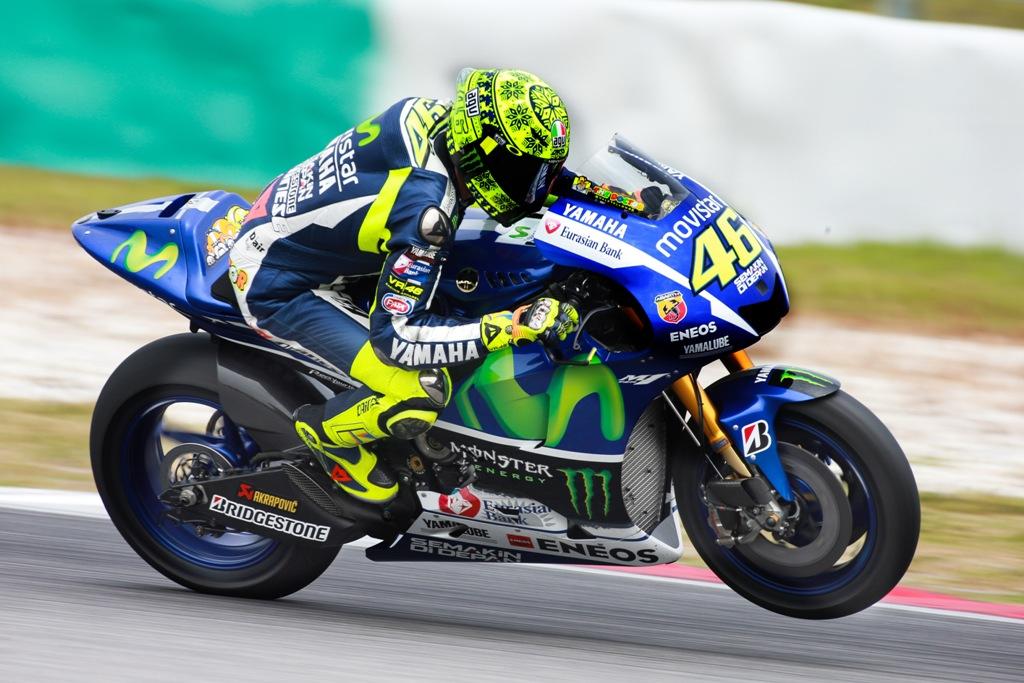 MotoGP 2015, Valentino Rossi, miglioramenti tangibili rispetto al day 2