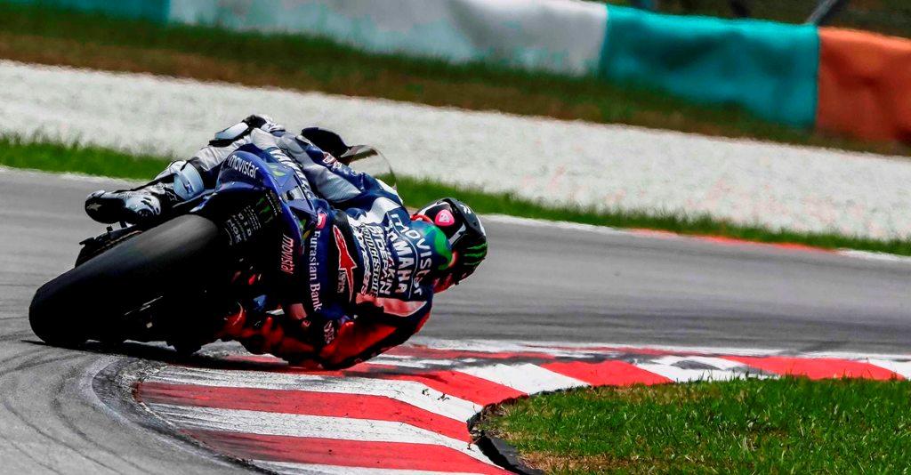 MotoGP 2015, Sepang2, Lorenzo sesto tempo assoluto nel day 1