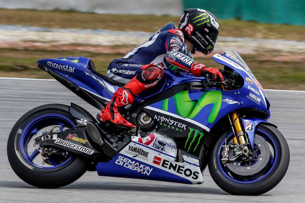 Moto GP 2015, Jorge Lorenzo, Moto GP test Sepang2
