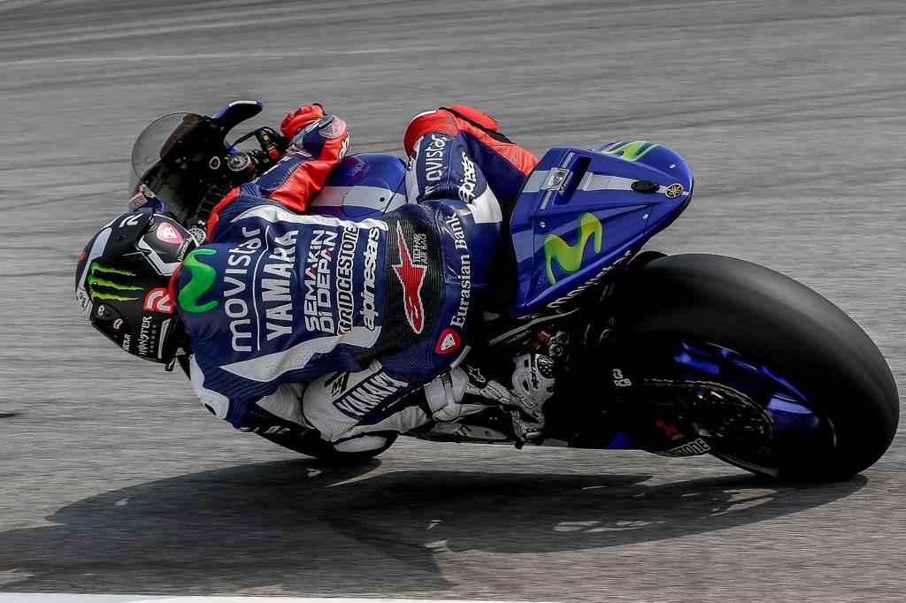 MotoGP 2015, Sepang2, Jorge Lorenzo, 2° a fine del secondo giorno di test
