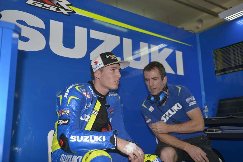 MotoGP 2015, test Sepang2, Aleix Espargaro, ottimo progressi per Suzuki