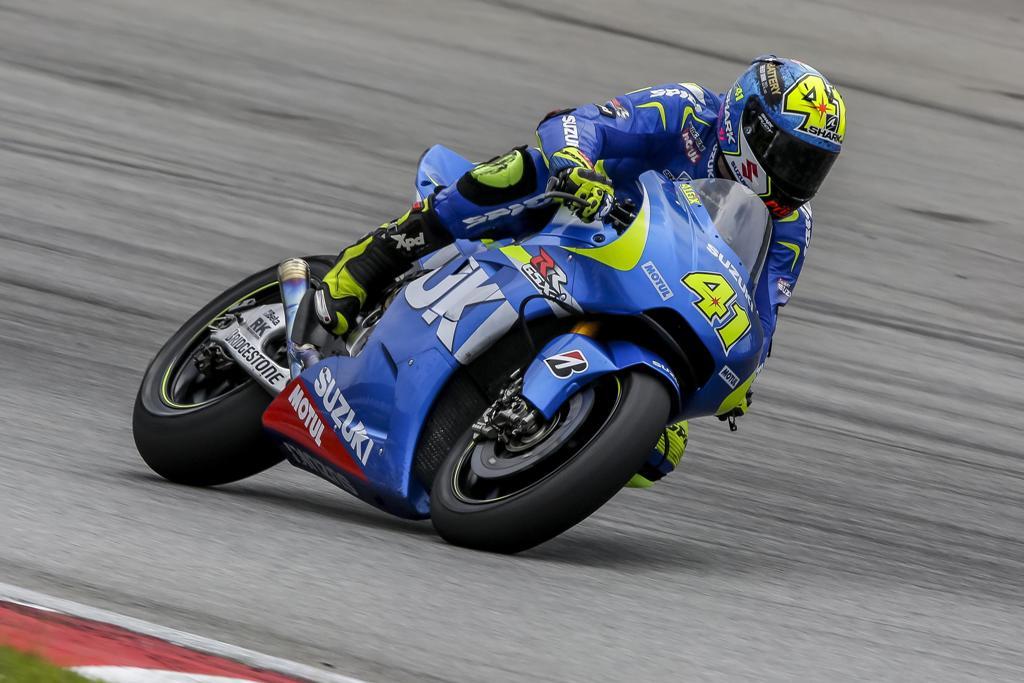 MotoGP 2015, Suzuki Team MotoGP, Aleix Espargaro